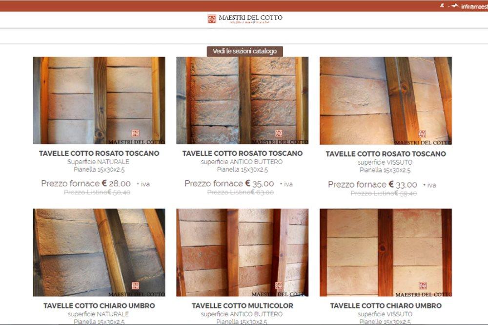 Mattoni cotto prezzo gallery of pavimenti in cotto fatto for Prezzi mattoni refrattari leroy merlin