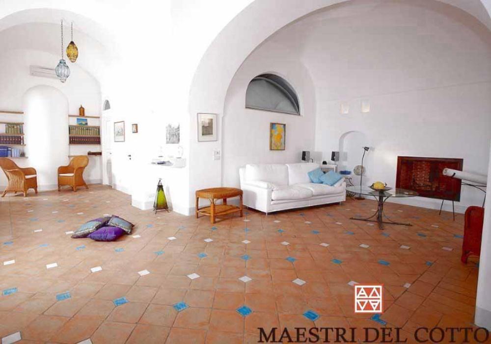 Pavimento beige colore mobili arredare casa con pavimento in marmo nel living rooms tortora il - Colore divano pavimento cotto ...