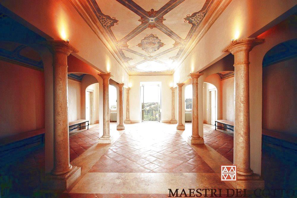 Quali sono i migliori pavimenti in cotto per interni citt - Arredamento ville e casali ...