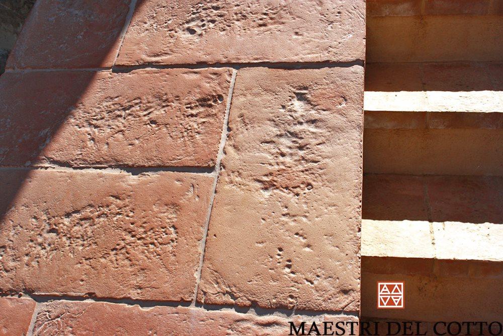 Coperture Muretti In Cotto.Copertine Muretti In Cotto