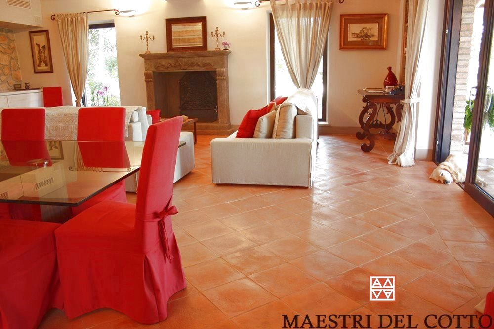 Pavimenti In Cotto Fatto A Mano : Pavimenti in cotto fatto a mano beautiful tile floor restoration