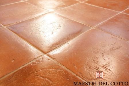 Pavimento Rosso Lucido : Cotto rosso toscano pavimenti in cotto rosso a partire da