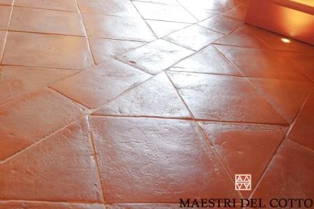 Pavimento Rosso Lucido : Cotto rosso per pavimenti l inimitabile cotto rosso a partire da
