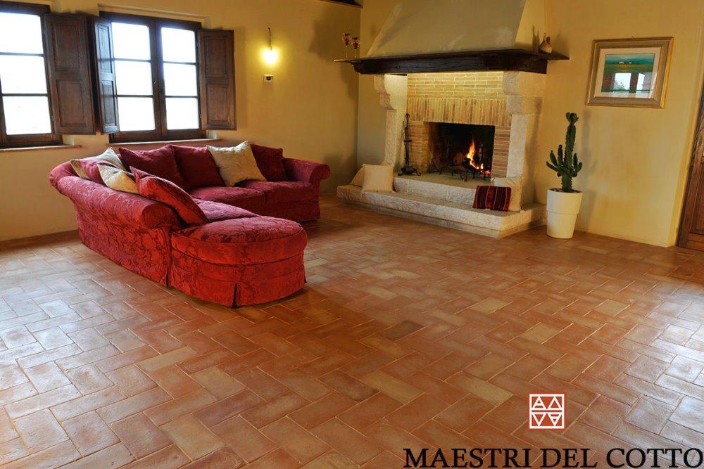 Prezzi mattoni offerte manufatti in cotto fatto a mano e - Cotto per esterno prezzi ...