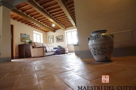 Piastrelle in cotto per pavimenti pavimenti in cotto fatto a mano