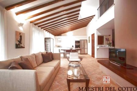 Pavimento in cotto e arredamento moderno fabulous for Pavimenti case moderne