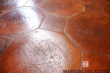 Pavimento in cotto lucido pavimenti in cotto fatto a mano e cotto a