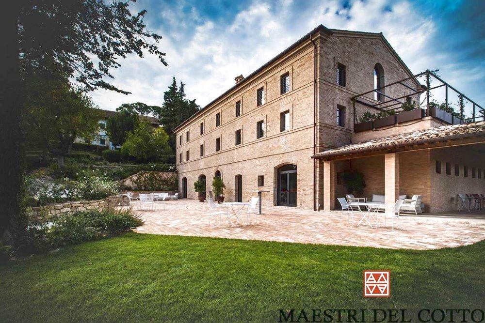 Mattoni per esterno casa pavimenti in cotto a partire da 28 00 al mq citt della pieve - Mattoni per esterno ...