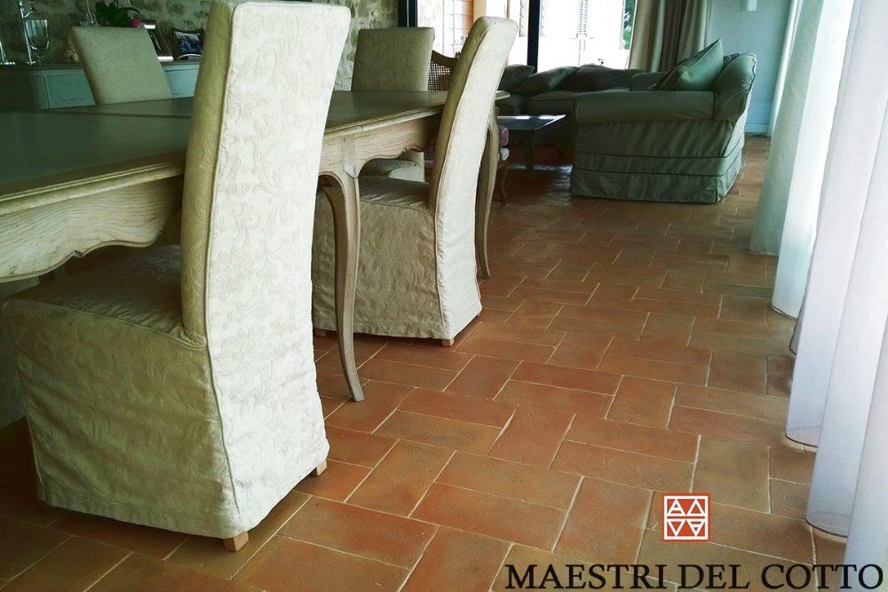 Piastrelle In Cotto Citt Della Pieve Perugia Umbria