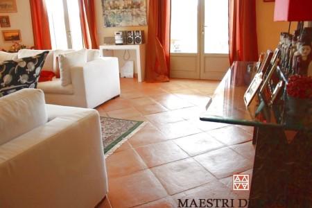 Pavimenti Rustici Per Taverne : Pavimento in cotto rosato toscano tradizionale per taverne e